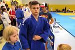 SK Judo Teplice na turnaji v Berlíně