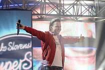 Vítěz SuperStar Martin Chodúr