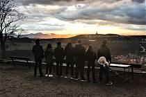 Rock mám v srdci, říká manažerka kapely Melodica.