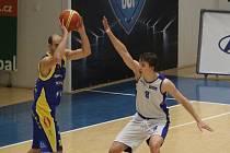 Sport basketbal Severočeská liga Děčín vs. Teplice