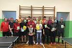 Startovné z turnaj na ZŠ Novosedlice šlo na charitu.