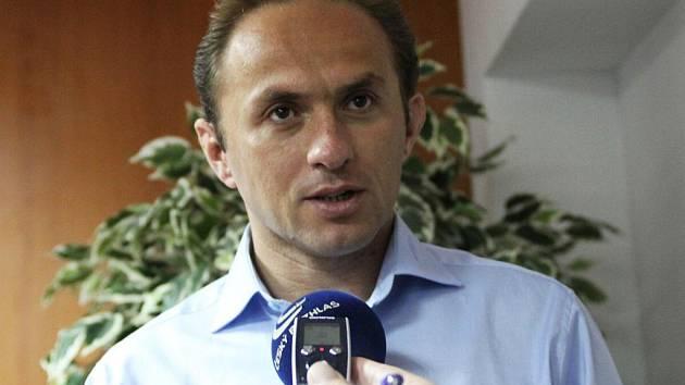 Pavel Verbíř představil novinářům své DVD