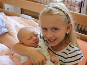 Linda Třesohlavá se narodila Barboře Třesohlavé z Teplic 15. srpna v 15.32 hod. v ústecké porodnici. Měřila 50 cm a vážila 3,75 kg.