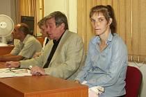Pokračova soud s Dunkovými.... půjdou oba za mříže.