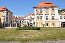 Státním zámek Duchcov
