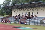 Stadion v Krupce.