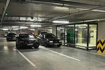 Parkování ve Fontáně/ilustrační foto