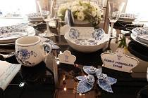 Český porcelán z Dubí vystavuje na veletrhu v Londýně