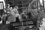 Odsun sovětských vojsk ze severních Čech