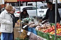Farmářské trhy/ilustrační foto