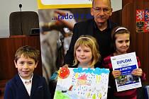 Výtvarná soutěž u příležitosti Světového dne vody v Teplicích.