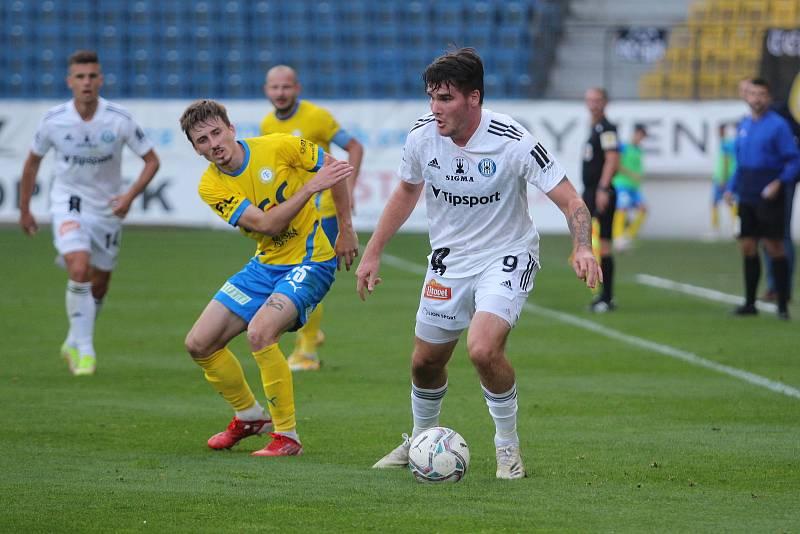 FORTUNA:LIGA: Teplice - Olomouc 0:0