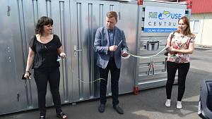 Re-use centrum v Teplicích