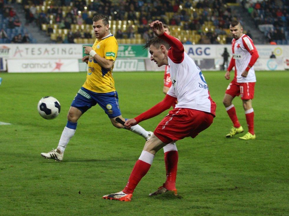 Teplice  - Slavia 0:1