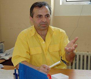 Bílinský romský poradce Štefan Tomáš.