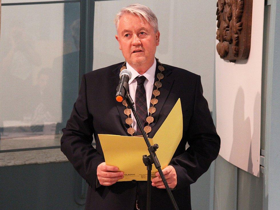 Zdeněk Matouš, starosta Krupky