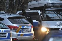 Pátrání policie po dívce z Oseka
