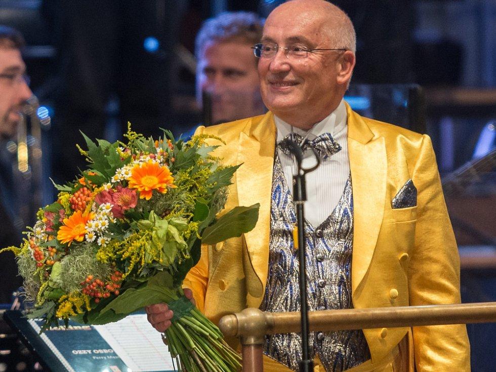 Dirigent Miloš Machek