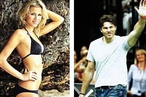 Krásná modelka Veronika Kopřivová z Teplic a fenomenální český hokejista Jaromír Jágr mají podle bulvárních médií tvořit pár.