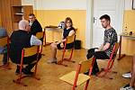 Na gymnáziu v Duchcově proběhla konference Nové metody vyučování.