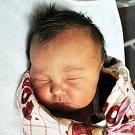 LINDA BALEJOVÁ se narodila Alici Selleové z Duchcova 30. 12. ve 22.36 hod. v teplické porodnici. Měřila 51 cm a vážila 3,75 kg.