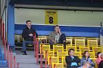 Diváci na fotbale Teplice - Karviná