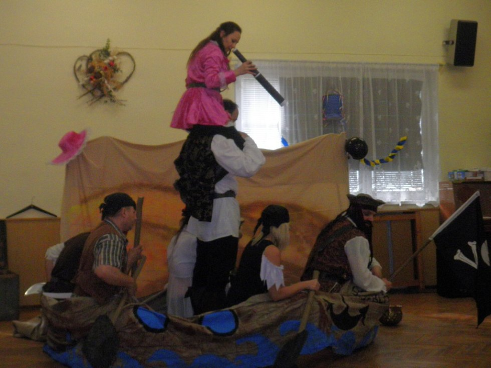 Kostomlatský karneval.