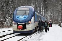 Moldavská dráha. Ilustrační foto.