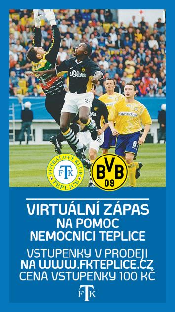 Teplice - Dortmund