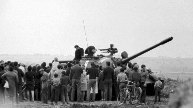 Rok 1968 v Duchcově očima účastníka Petra Knorra