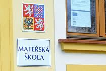 Mateřská škola. Ilustrační foto.