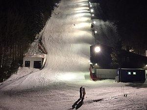 Večerní lyžování SC Bouřňák
