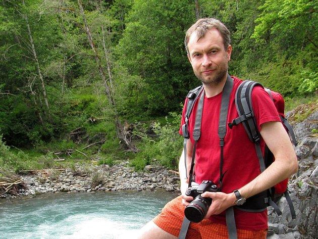 Cestovatel Martin Loew.