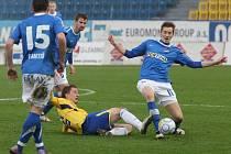 FK Teplice - Baník Ostrava 4:0