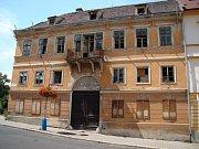 Teplické ruiny - Úřední dům.