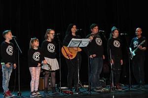 Dva soubory Arkadie se představily na festivalu integrace SLUNCE.