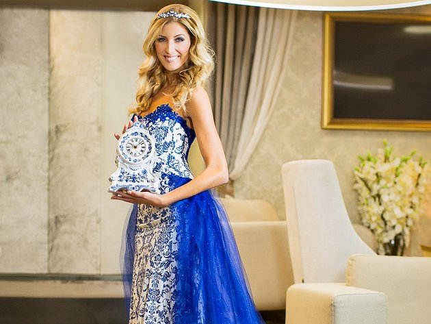 Finalistka České Miss Michaela Hávová odlétá na Miss Supranational.
