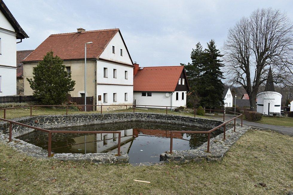 Obec Bořislav, lokalita Bílka