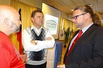V Holzhau proběhla II. česko-německá konference zájmových skupiny Moldavská / Freiberská dráha.