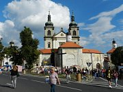 Bazilika Sedmiboletné Panny Marie v Krupce - Bohosudově