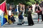 Mariánské slavnosti v Krupce