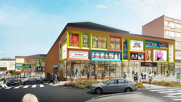 Obchodní centrum Galerie