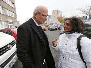 Den s prezidentským kandidátem Michalem Horáčkem