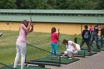Golf na Barboře