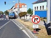 Omezení v Duchcovské ulici končí