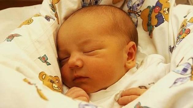 Miminko. Aleně Selčanové z Bystřan se v teplické porodnici 11. září ve 4.50 hod. narodil syn Štěpán Kouřimský. Měřil 53 cm a vážil 4,10 kg.