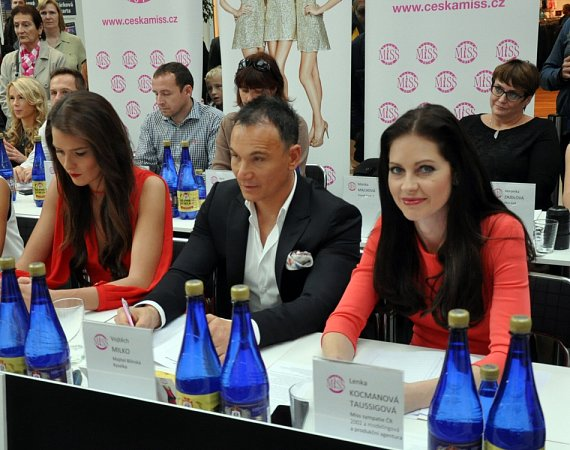 Casting na Českou Miss 2016, Olympia Teplice