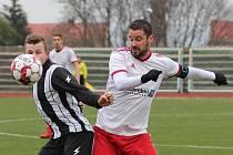 V Krajském přeboru Ústeckého kraje remizovala Krupka s FK Jílové 2:2, na penalty pak padla.