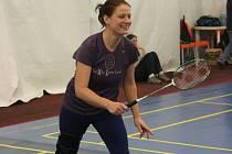 Dvanáctý ročník turnaje v badmintonu Masarykovy nemocnice Ústí nad Labem. V ženách vyhrála Kateřina Ciprová.