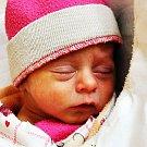 Anna Melicharová se narodila Monice Melicharové z Bíliny 4. dubna  v 17.24 hod. v teplické porodnici. Měřila 43 cm a vážila 1,90 kg.